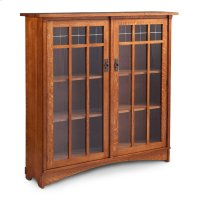 Bungalow 2-Door Bookcase Product Image