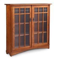 Bungalow 2-Door Bookcase