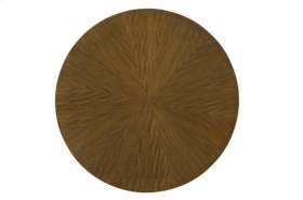 """Mozambique Veneer Dining Table Top 60"""""""