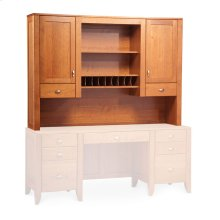 Justine Hutch Top for Desk or Credenza, 70""