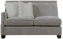 Franco Left Arm Loveseat in Mocha (751)
