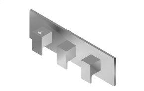 Solar M-Series Valve Horizontal Trim with Three Handles