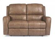 Hammond Leather Power Reclining Loveseat Product Image