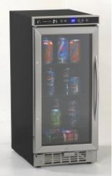 Model BCA1501SS - Built-In Deluxe Beverage Center