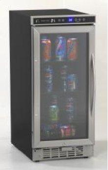 Model BCA1501SS - Built-In Deluxe Beverage Center