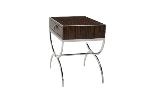 Half-moon Side Table