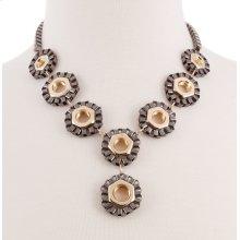 BTQ Washer Necklace