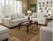 3100 - Uptown Ecru Sofa and Love Seat