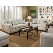 3100 - Uptown Ecru Sofa and Love Seat