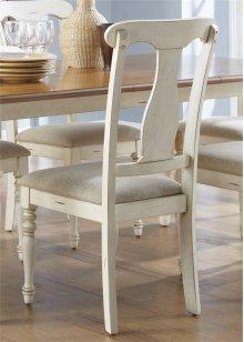 Uph Splat Back Side Chair (RTA)