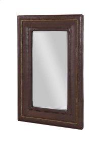 Hughes Upholstered Mirror Horizontal Product Image