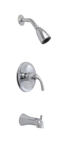 Chrome Maxwell® Se Single Handle Tub & Shower Faucet