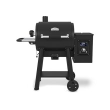 new pellet 500 Pro Smoker and Grill