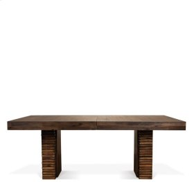 Modern Gatherings Table Top 159 lbs Brushed Acacia finish
