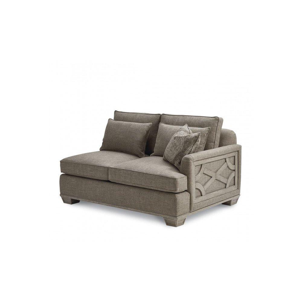 Arch Salvage Jardin 2 Cushion Left Arm Facing Loveseat