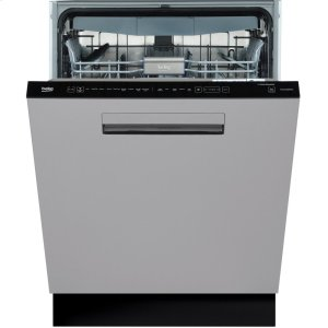 BekoTop Control, Pocket Handle Dishwasher, 9 Programs, 39 dBA
