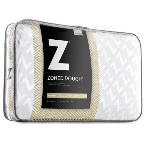 Zoned Dough - Queen High Loft Plush