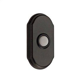 Dark Bronze BR7017 Arch Bell Button