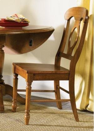 Napoleon Back Side Chair - RTA