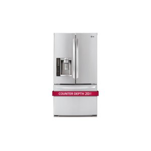 LG Appliances20 cu. ft. French Door Counter-Depth Refrigerator
