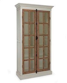 Bella Sandralena Two Tone Ivory Cabinet