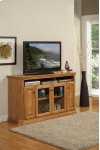 """A-TF301 Traditional Alder Fluted 65"""" TV Console"""