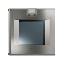 "Oven 200 series BO 250 611 Stainless steel-backed full glass door Width 24"" (60 cm) Right-hinged"