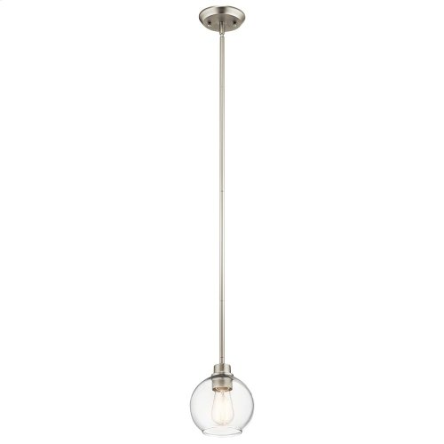 Harmony Collection Harmony 1 Light Mini Pendant NI