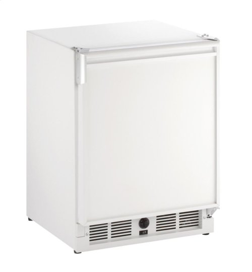 """Marine Series 21"""" Marine Combo® Model With White Solid Finish and Field Reversible Door Swing"""