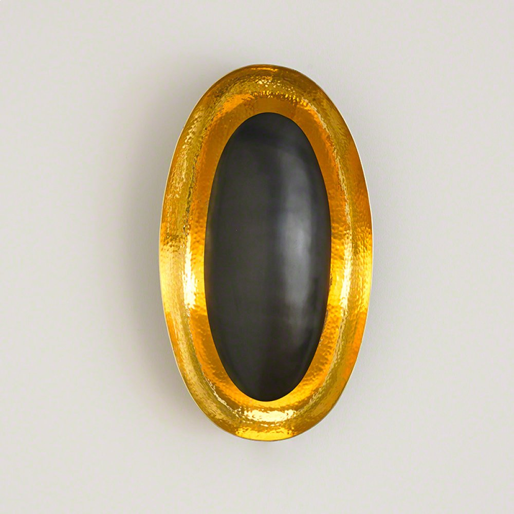 Total Eclipse Sconce
