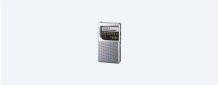 Pocket Radio with Speaker