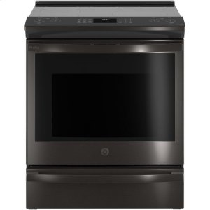 "GE Profile30"" Smart Slide-In Electric Convection Range"