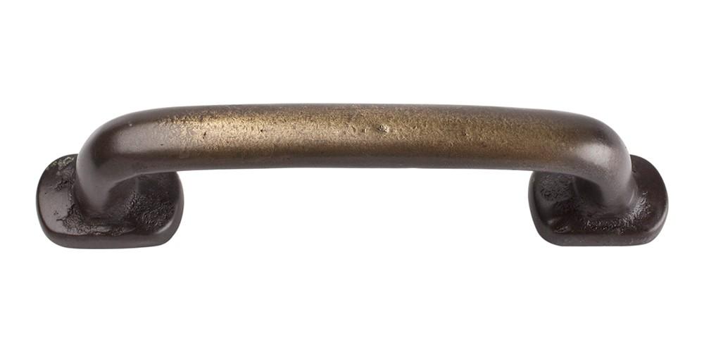 Distressed Pull 3 Inch (c-c) - Antique Bronze
