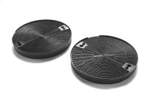 Range Hood Replacement Charcoal Filter (2-Pack)
