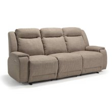HARDISTY COLL  Space Saver Reclining Sofa