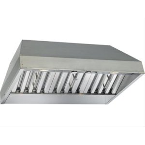 "Best40-3/8"" Stainless Steel Built-In Range Hood with 290 CFM Internal Blower"