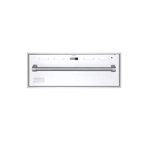 "White 27"" Professional Warming Drawer - VEWD (27"" wide)"