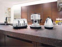Icona Manual Espresso Machine - ECO 310 - White