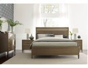 Craven Queen Platform Bed Complete