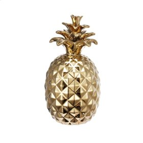 Ceramic Pineapple Accent