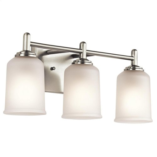 Shailene Collection Shailene 3 Light Bath Light NI