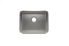 "Classic 003206 - undermount stainless steel Kitchen sink , 21"" × 16"" × 8"" Product Image"