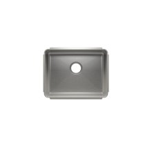 "Classic 003206 - undermount stainless steel Kitchen sink , 21"" × 16"" × 8"""