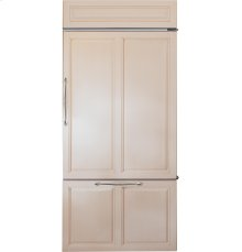 "Monogram 36"" Built-In Bottom-Freezer Refrigerator"