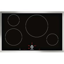 """Induction cooktop CI 481 612 Stainless steel frame Width 30"""""""