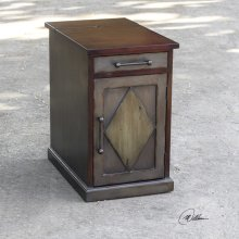Breccan End Table