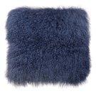 Tibetan Sheep Large Blue Pillow Product Image