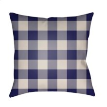 "Checker PLAID-031 20"" x 20"""