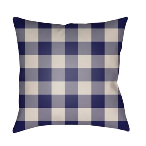 "Checker PLAID-031 18"" x 18"""
