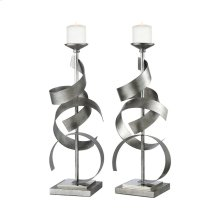 Gust Candle holder
